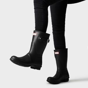 "Hunter ""Shorter"" Rain Boots"